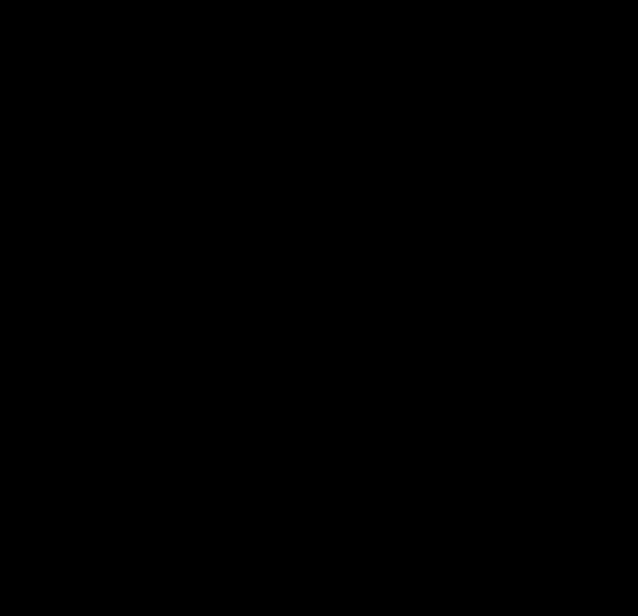 105°の作図